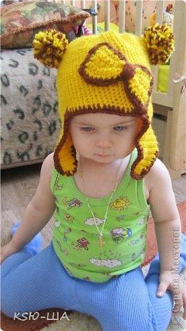 мои шапочки.. фото 3
