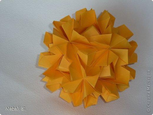 Всем привет!!!! Вот такие Саванны у меня получились....... Огромное спасибо автору......очень приятная моделька во всех смыслах!!!!!!  Name: Savannah Desingner:Valentina Minayeva Parts: 30 Paper size: 9x9 cm Final height: ~12 cm Joint: no glue  фото 4