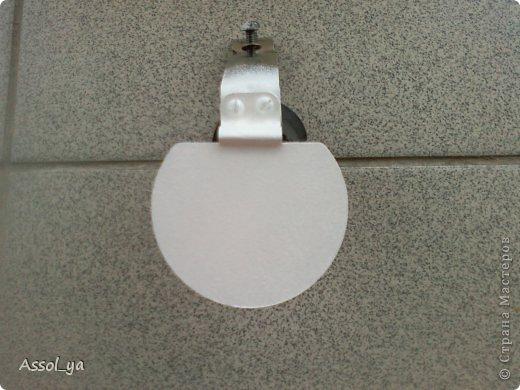 Всем привет))) Решила чуток преобразить лампу-старушку. фото 4