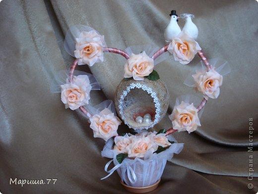 Топиария своими руками на свадьбу