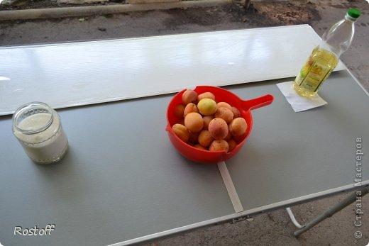 Кулинария Мастер-класс Пастила из абрикосов МК фото 2