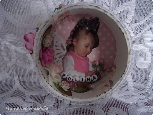 Поделка изделие Скрапбукинг День рождения Ассамбляж Книга пожеланий рамка из бобины и девичьи радости Бумага фото 2
