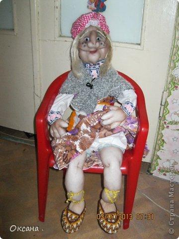 Бабулечка- Ягулечка фото 3
