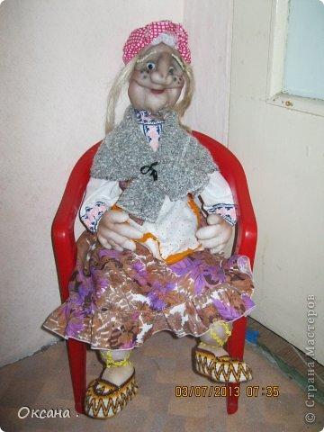 Бабулечка- Ягулечка фото 4