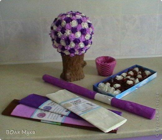 Увидев Цветочные шары от Vitulichki , мне очень сильно захотелось создать и свою работу в этой технике. Так что вот и он - мой первый, пусть и не идеальный, цветочный шар. фото 9