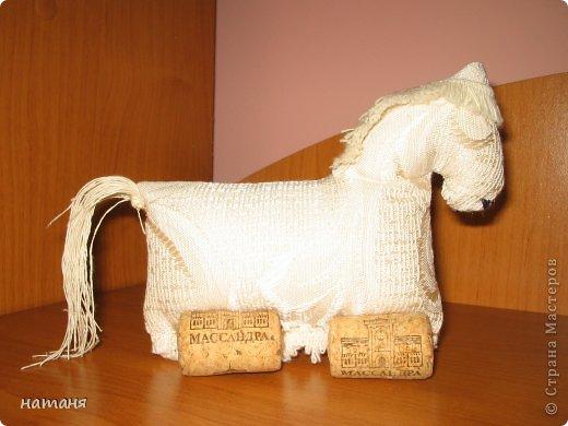 получилась игольница троянский конь фото 1
