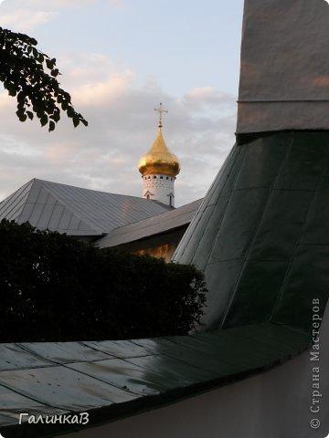 Ворота монастыря. фото 2