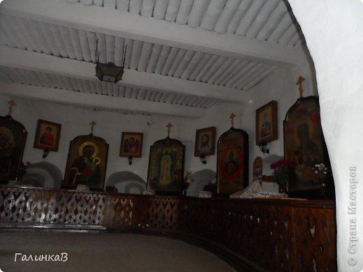 Ворота монастыря. фото 6