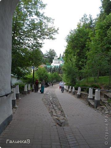 Ворота монастыря. фото 7