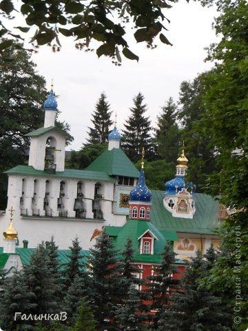 Ворота монастыря. фото 8