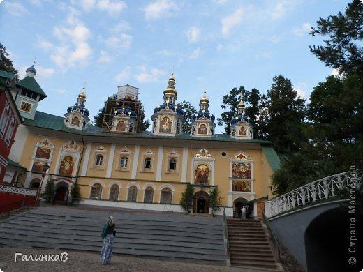 Ворота монастыря. фото 10
