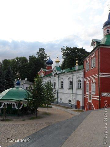 Ворота монастыря. фото 11