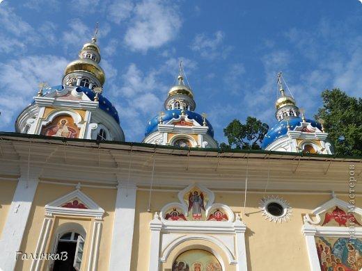 Ворота монастыря. фото 13