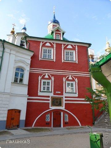 Ворота монастыря. фото 15
