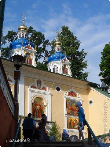 Ворота монастыря. фото 16