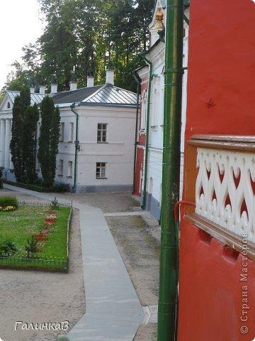 Ворота монастыря. фото 17