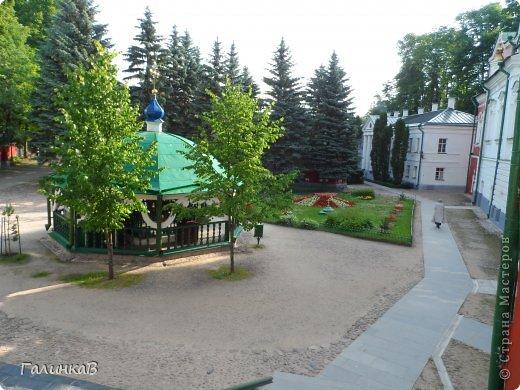 Ворота монастыря. фото 18