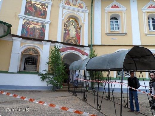 Ворота монастыря. фото 20