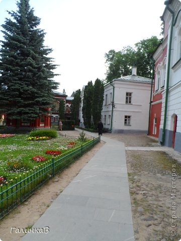 Ворота монастыря. фото 23