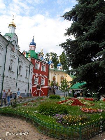 Ворота монастыря. фото 25