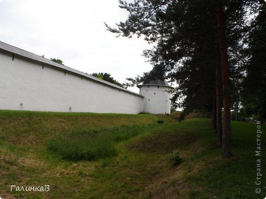 Ворота монастыря. фото 28