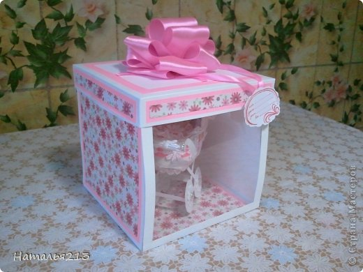 Доброго времени суток мастера и мастерицы! Такой подарок я подарила хорошей знакомой на рождение дочки. фото 3
