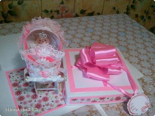 Доброго времени суток мастера и мастерицы! Такой подарок я подарила хорошей знакомой на рождение дочки. фото 4