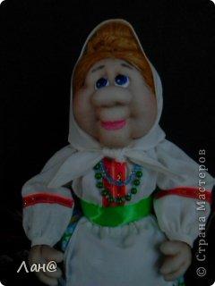 кукла-грелка на чайник фото 1