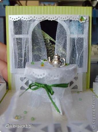 Magic box на День рождения, на заказ - для подруги, которая живет далеко. Акварельная бумага, бумага для скрапбукинга, ленты, подвески, органза, бусинки, бисер, зёрна кофе. 9*9см. фото 18