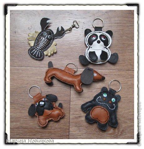 Эти  брелочки  были  сделаны   уже   давно....  Идеи  и выкройки  взяты  из  интернета -  исполнение  моё)))))))) фото 9