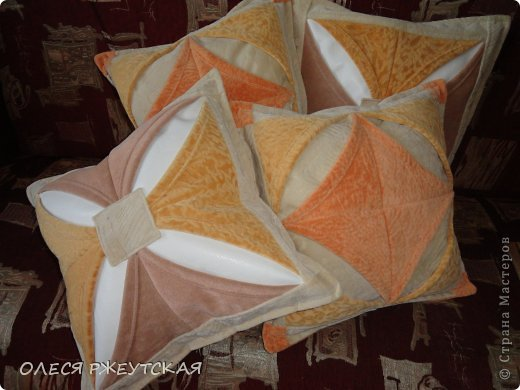 Очередные подушки на заказ фото 3