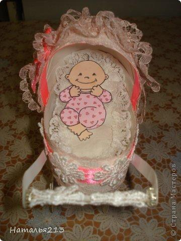 Доброго времени суток мастера и мастерицы! Такой подарок я подарила хорошей знакомой на рождение дочки. фото 6