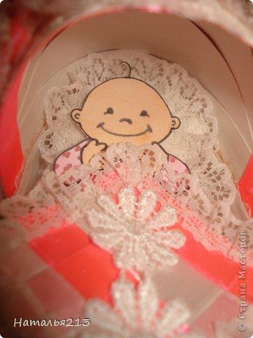 Доброго времени суток мастера и мастерицы! Такой подарок я подарила хорошей знакомой на рождение дочки. фото 5
