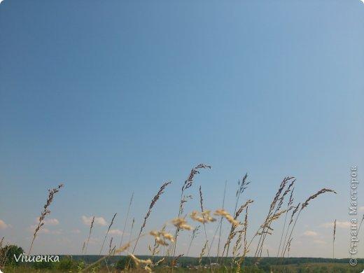 над головой ни облачка, только где то там белые барашки... фото 1
