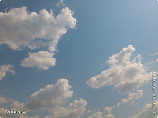 над головой ни облачка, только где то там белые барашки... фото 17