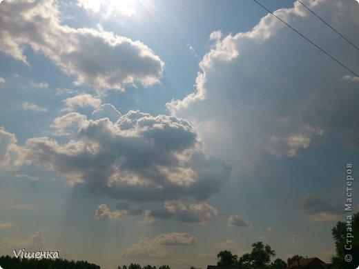 над головой ни облачка, только где то там белые барашки... фото 27