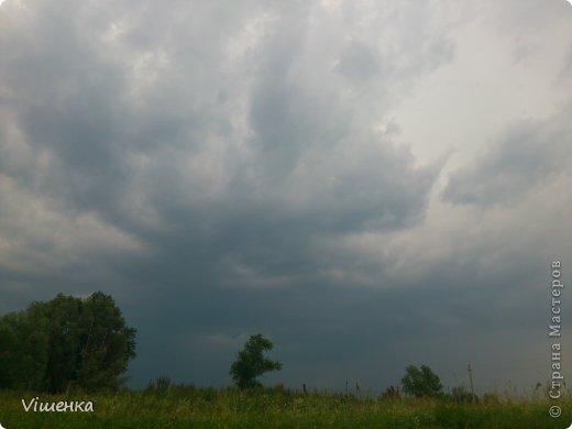 над головой ни облачка, только где то там белые барашки... фото 32
