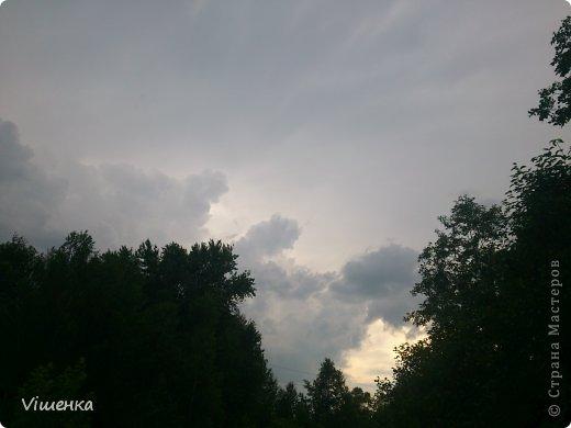 над головой ни облачка, только где то там белые барашки... фото 33