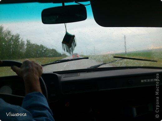 над головой ни облачка, только где то там белые барашки... фото 35