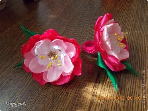 Цветочки давно лежали готовые, наконец-то решила куда применить))) фото 3