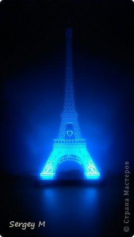 Подсвечена светодиодами фото 1