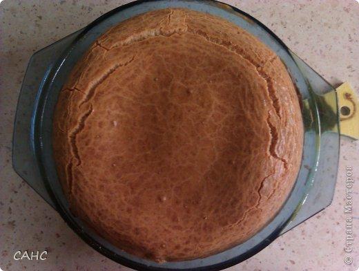Здравствуйте! Нашел в инете такой пирог, решил сделать.  Автор этого блюда Helga.  фото 11