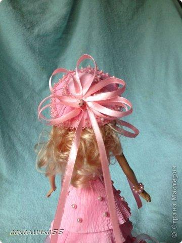 """Здравствуйте,милые девочки! Наконец то я выхожу из подполья. Представляю на ваш суд куклу с конфетами для моей внучки Ксюши на ёе десятилетие(по её словам""""первый юбилей"""")  Спасибо Екатерине Шабановой за идею,Олюшке Титовой за советы и многим другим мастерам за вдохновение фото 4"""