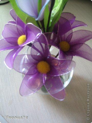 нежная композиция, светлые цветы- цвета ванили, сама нежность фото 6