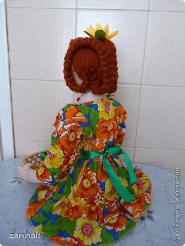"""Спасибо Анютке -Партизанке за её идею, а это моя мадам """"туалетная"""" фото 5"""