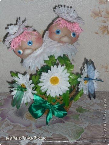 Ромашки белые... фото 4