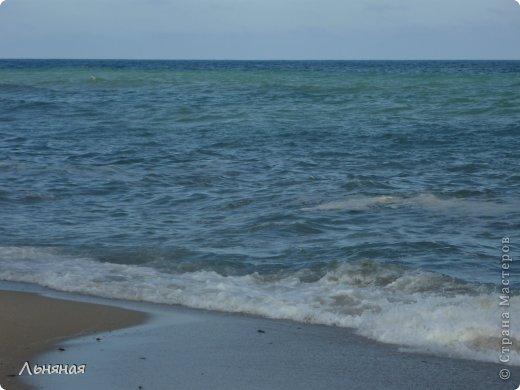 """Дунька довязывала шарф из небесно-голубых ниток. Нитки тянулись за спицами и вывязывали узор, глядя на который Дунька представляла летнее море цвета ниток.    На горизонте небо вливалось в море таким же нежным цветом и становилось с морем одним целым. Дунька посмотрела на море и на небо, как на чистый холст, на котором вдруг захотелось нарисовать много много синих и голубых цветов. Она не волновалась, что синие и голубые цветы сольются с небом и морем. Дунька любила полутона. Полутона придавали картине глубину, изысканность, заставляли внимательней вглядываться в холст. """"Незабудки будут у самого берега, - решила Дунька. - Чуть дальше нежный лён, ближе к горизонту много колокольчиков. А на небе россыпь синих васильков, похожих на звездочки"""". Дуньке не пришлось рисовать солнце, оно уже ярко светило, оживляя игрой своих лучей Дунькину живопись.     Дунька довязала шарф, закончились небесно-голубые нитки, а картина с полевыми цветами на нежно-голубом морском холсте навсегда осталась в Дунькиных грёзах."""