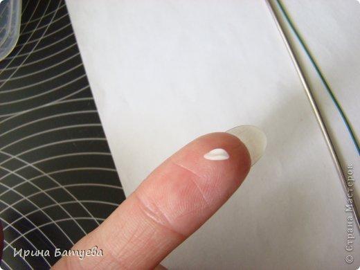 Мастер-класс Лепка Белый клевер Фарфор холодный фото 6