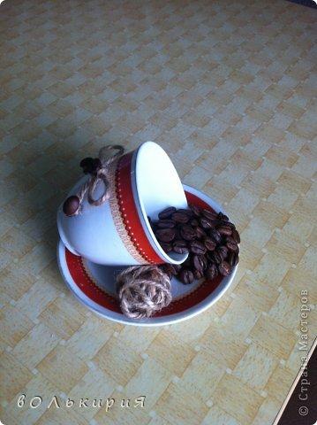 ВСем,доброго вечера.  Вот такая вазочка и кружечка поедет в Челябинск,для  моей тетушки. фото 3