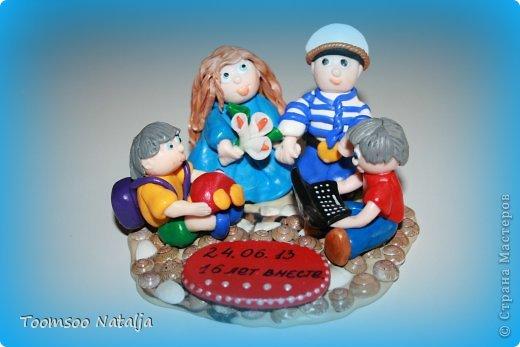 """Миниатюрка """"Моя семья"""" фото 1"""